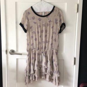 Isabel Marant Etoile floral mini dress